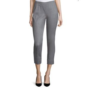 Theory Pants - Theory Stretch Wool Blend Trousers